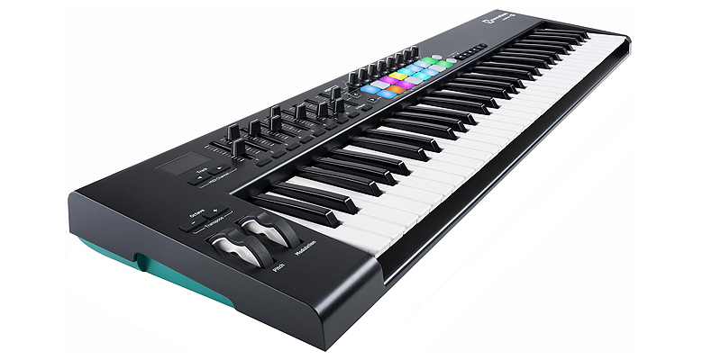 Novation Launchkey 61 MKII USB midi controller με 61 δυναμικά πλήκτρα