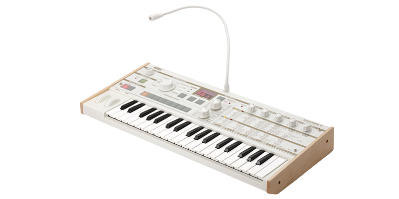 Korg microKorg S VA/analog Synthesizer με 37 δυναμικά mini πλήκτρα