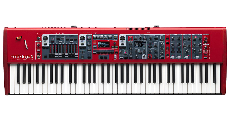 Nord Stage 3 HP76 Stage piano με 76 δυναμικά πλήκτρα