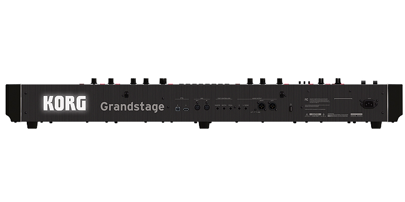 Korg Grand Stage 73 stage piano με 73 βαρυκεντριμένα πλήκτρα RH3