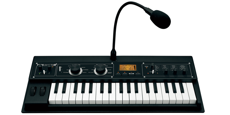 Korg microKorg XL+ VA/analog Synthesizer με 37 πλήκτρα Natural Action νέας γενιάς