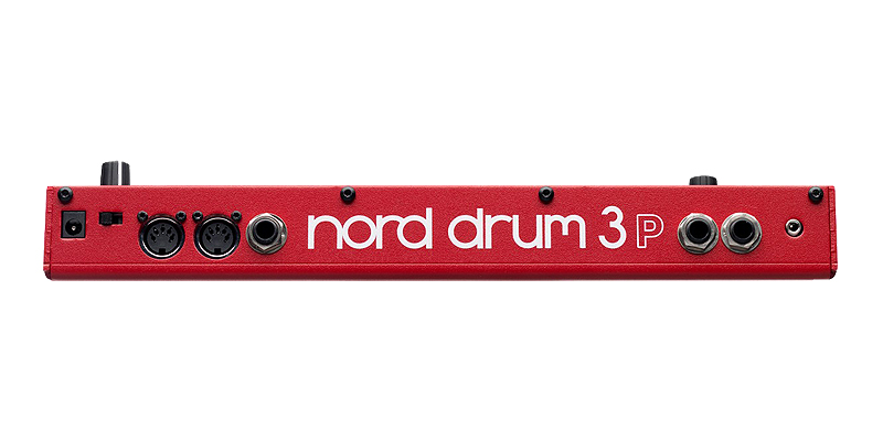 Nord Drum 3P Modeling Percussion Synthesizer 6 καναλιών